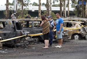 シドニー火災