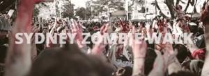 Sydney Zombie Walk2013