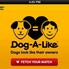 オーストラリア発アプリ・「Dog-A-Like」。