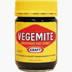 オーストラリアの国民食・ベジマイト。