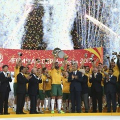 AFCアジア杯・初優勝。