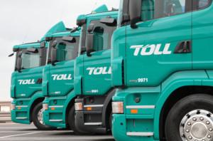 Toll logistics
