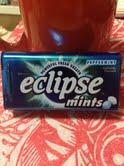 オーストラリアでのお口のお供・eclipse mints。