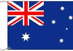 オーストラリアの英語はコックニー。