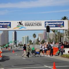 ゴールドコーストマラソン2015。